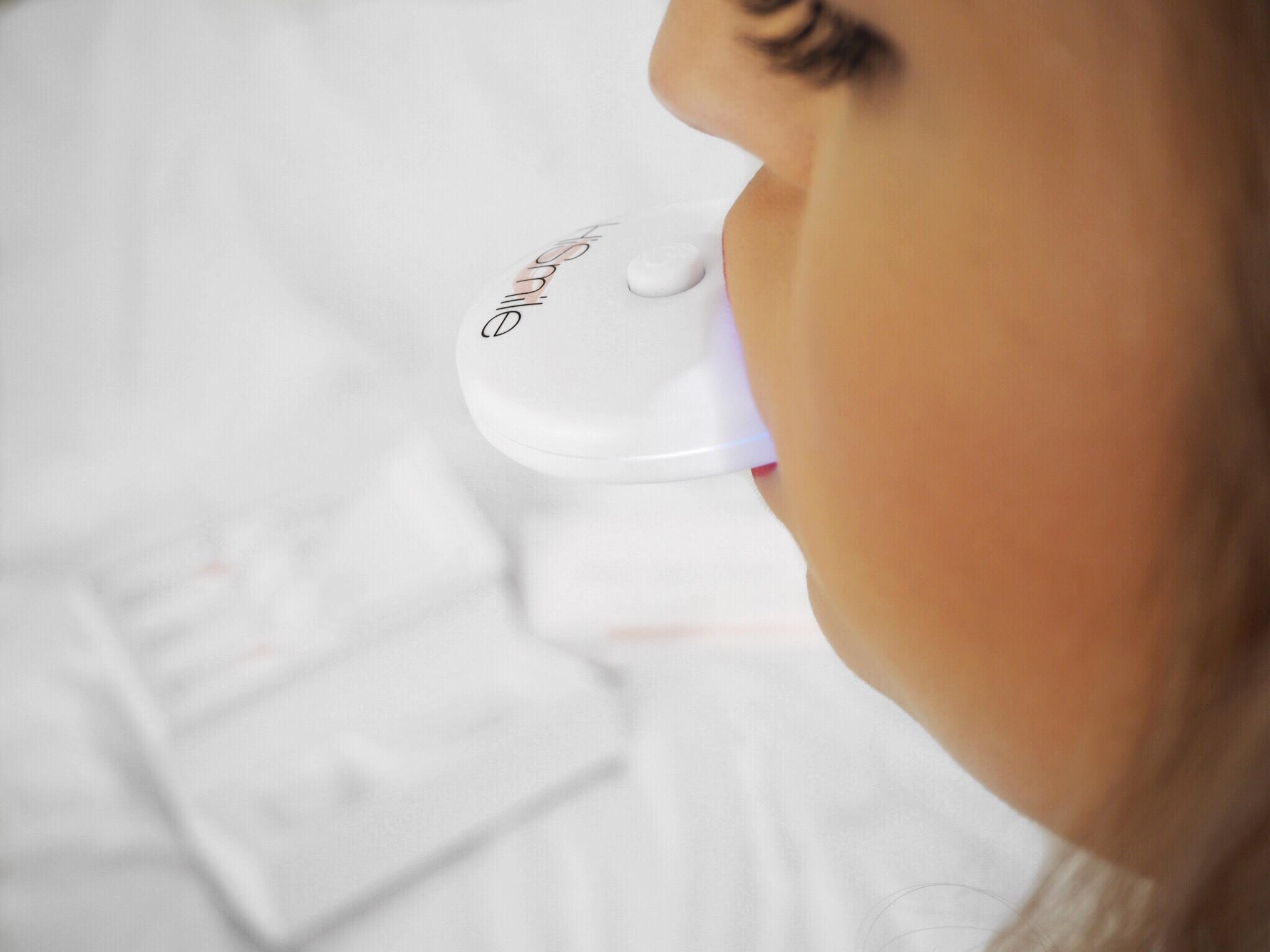hismile teeth whitening instructions